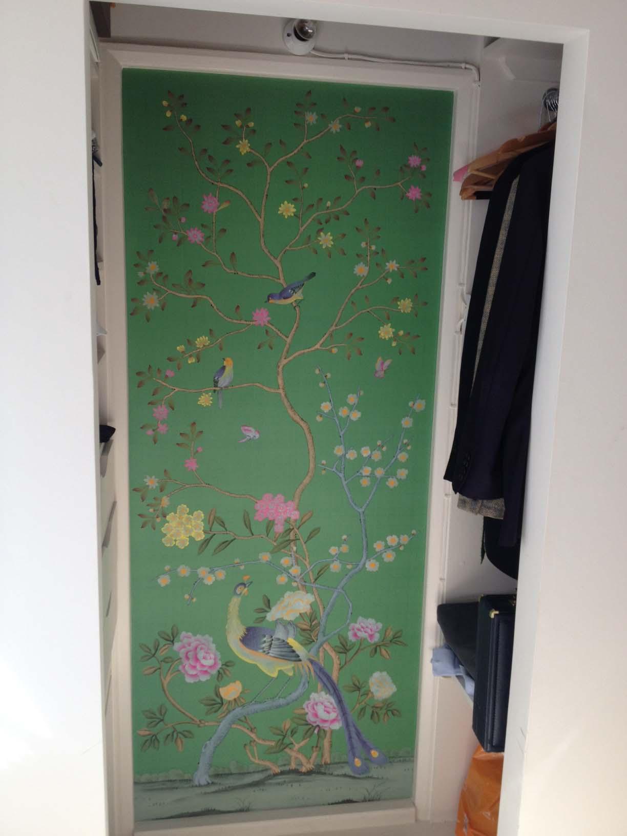 Examples - Wallpaper Hangers